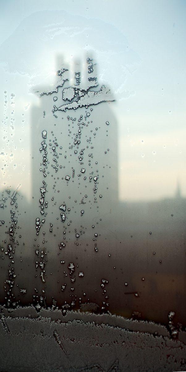 When it was cold, Blumenstr., Munich
