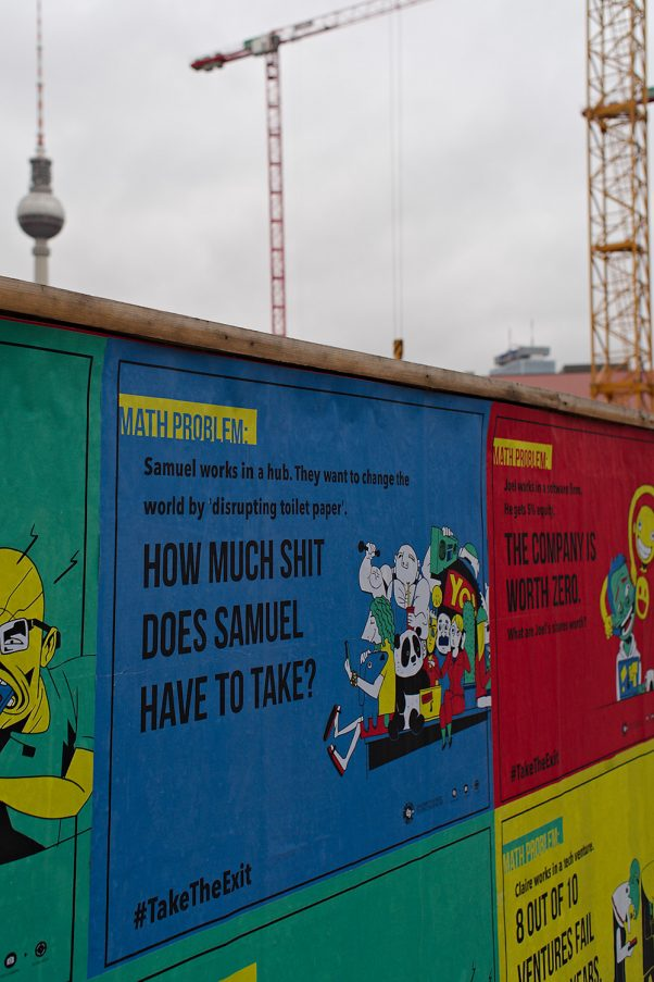 Berlin Math, Alexanderstraße, Berlin (