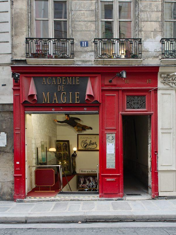 Flyin' Harry, Rue Saint-Paul, Paris, France, Red, Urban, Shop Window