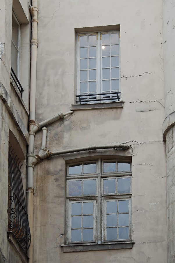French Gutter Art, 62 rue Saint-Antoine, Paris, Paris, Common Places, Gutter Art, Urban