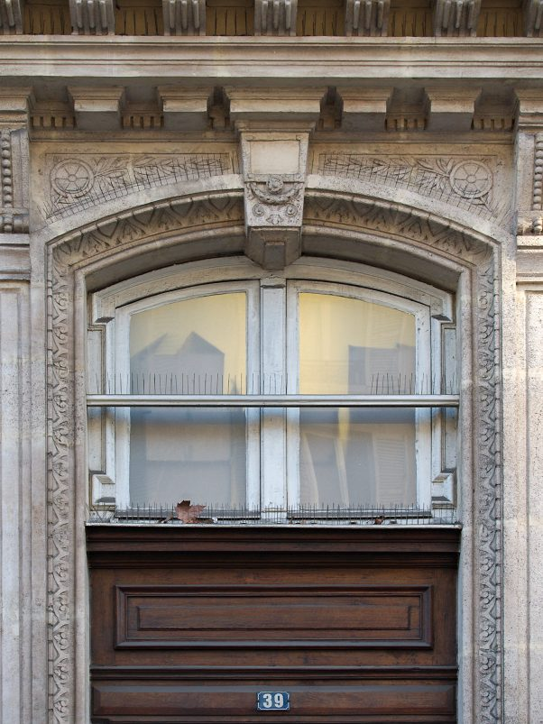 Above the Door, Rue de Rivoli, Paris, Common Places, Doors & Windows, Urban