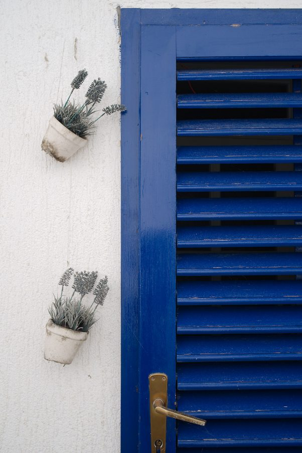 Cool Blue, In the shadow, Baska, Blue, Common Places, Doors & Windows, Urban