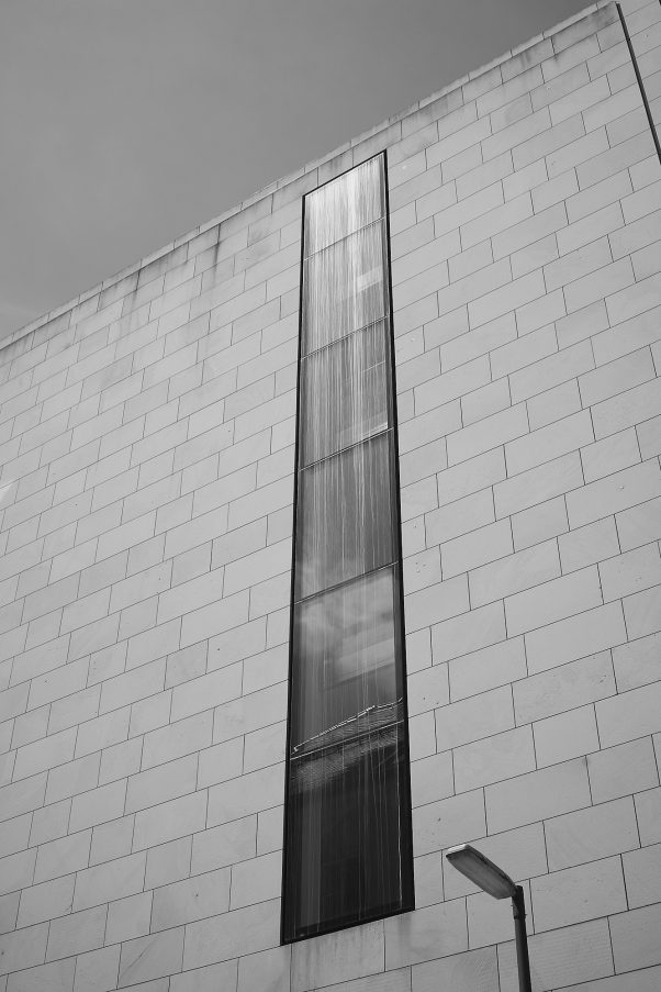 Faceless, Kapellenstraße 4, Munich, geotagged, Architecture, Black & White, Urban