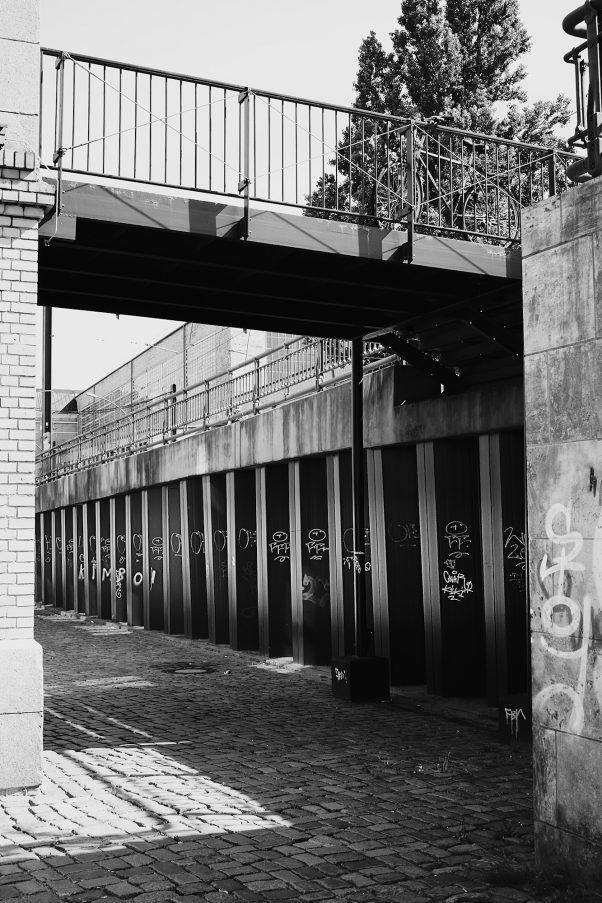 Overpass, Treskowbrücke, Berlin, geotagged, Common Places, Graffiti, Urban
