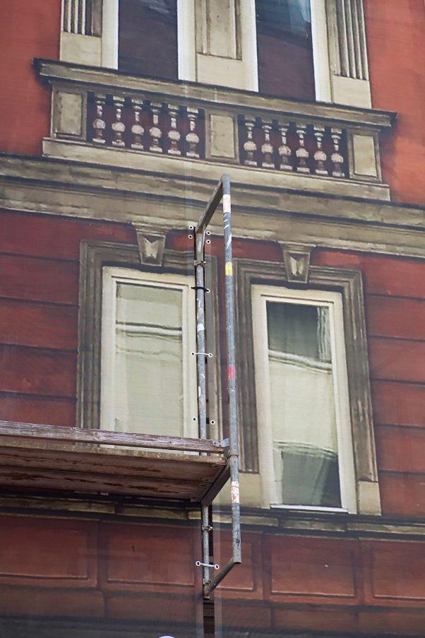 Fake Windows, Jahnstraße, Munich, Doors & Windows, Pentax-M 2.0 85mm, Urban
