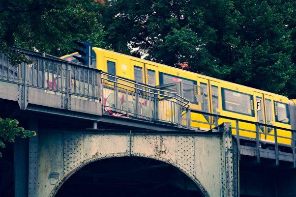 Public Transport, Schöneberger Ufer 5, Berlin, geotagged, Common Places, Urban