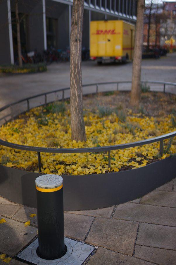 A unusual Amount of Yellow, Müllerstr., Munich, Urban