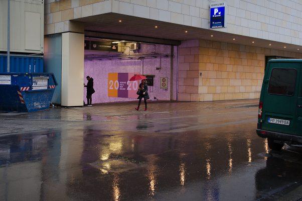 20/20, Maxburgstraße, Munich, Rain, Urban