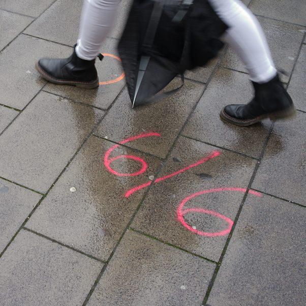 Six of six, Marienplatz, Munich, Motion Blur, Urban