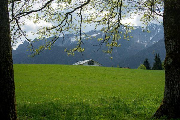 , Steilhofweg, Bayerisch Gmain, geotagged,